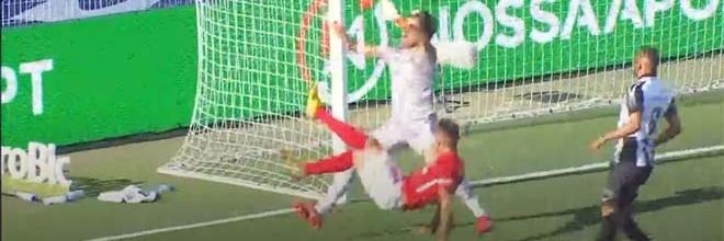 Ricardo Ferreira impede derrota em velocidade de execução – Portimonense SC 2-2 CD Santa Clara