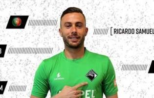 Ricardo Moura assina pela Académica
