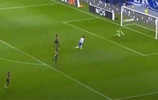 Ricardo Nunes evitou sexto golo no FC Porto 5-0 GD Chaves