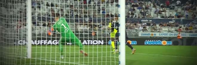 Benoît Costil: guarda-redes de Paulo Grilo rouba a cena em sete defesas – Bordeaux 1-0 Lille OSC