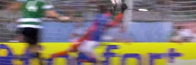 Caio Secco destaca-se em onze defesas entre dificuldade e espetáculo – Sporting CP 1-0 CD Feirense