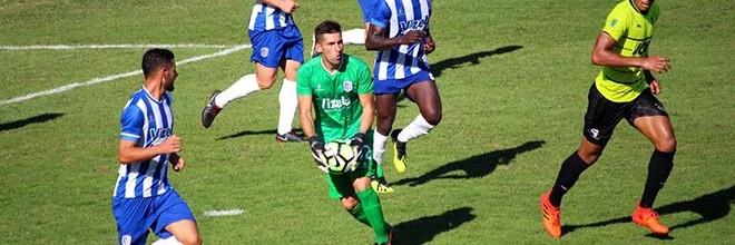 Cajó Azevedo chega ao quinto jogo consecutivo sem sofrer pelo FC Vizela no Campeonato de Portugal