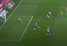 Cláudio Ramos em defesas de qualidade antes de errar – FC Porto 1-0 CD Tondela