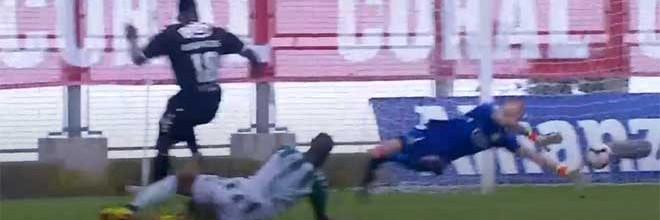 Cristiano Figueiredo evita derrota depois de sofrer – CD Nacional 3-3 Vitória FC