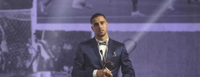 Diogo Costa vence Dragão de Ouro para Atleta Revelação