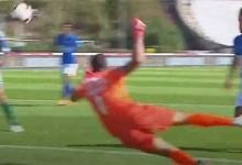 Muriel Becker aparece em duas defesas – Os Belenenses 0-0 Vitória FC