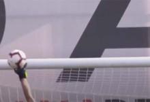 Quentin Beunardeau voa em defesa vistosa – CD Aves 0-1 CS Marítimo