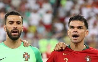 Rui Patrício cumpre 75ª internacionalização por Portugal no empate frente à Croácia (1-1)