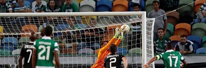 Vagner Silva: regresso a Portugal com duas defesas e muito jogo com os pés – Sporting CP 2-0 Qarabag FK