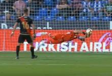 Alberto García aparece com qualidade em dois desvios – CD Leganés 1-0 Rayo Vallecano