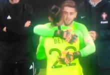 Cláudio Ramos estreou-se pela seleção A aos 26 anos – Escócia 1-3 Portugal