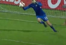 Daniel Guimarães evitou golo a Jackson Martínez – CD Nacional 0-1 Portimonense SC