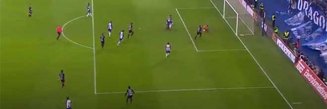 Emanuel Novo destaca-se em várias defesas espetaculares – FC Porto 4-2 Varzim SC