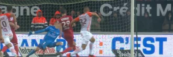 Karl-Johan Johnsson evita derrota em duas defesas espetaculares – EA Guingamp 1-1 Montpellier