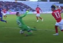Ricardo Nunes evita auto-golo e protagoniza defesa com o corpo no um-para-um – CD Santa Clara 1-1 GD Chaves