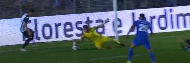 Vítor Murta sofre seis golos e evita cinco em defesas de destaque – SC Vila Real 0-6 FC Porto