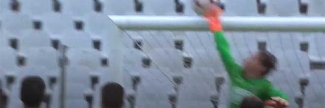 António Filipe fecha a baliza em defesa vistosa – Os Belenenses 0-1 GD Chaves