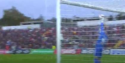 Marco Rocha aparece ao desviar remates sinuosos – CD Santa Clara 1-2 Sporting CP