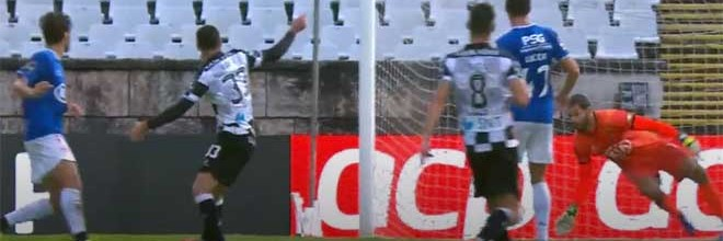 Muriel Becker evita dois golos em desvios – Os Belenenses 0-0 Boavista FC