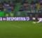 Ricardo Nunes desvia remate no fim dos 45′ – Sporting CP 2-1 GD Chaves