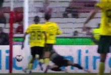 Carlos Henriques evita dois golos – SL Benfica 2-0 FC Paços de Ferreira