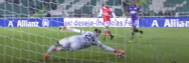 Carlos Marafona garante passagem aos quartos-de-final em quatro defesas – Vitória FC 0-1 SC Braga