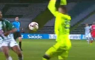 Carlos Marafona impede três golos em 40 minutos – Vitória FC 0-4 SC Braga