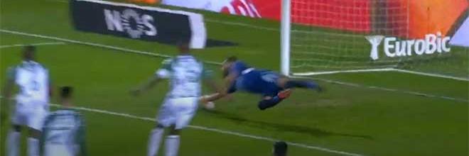 Cristiano Figueiredo destaca-se em defesa de qualidade – Vitória FC 0-1 SL Benfica