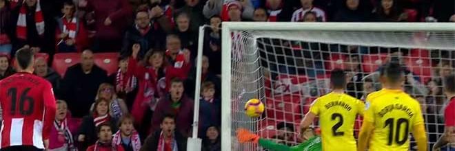 Gorka Iraizoz defende com o coração e dá espetáculo – Athletic Bilbao 1-0 Girona FC
