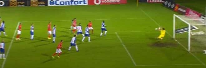Iker Casillas impede empate por duas vezes – CD Santa Clara 1-2 FC Porto