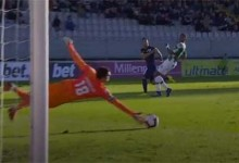 Jhonatan Luiz protagoniza defesa espetacular – Moreirense FC 0-1 CD Santa Clara