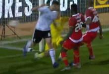 Quentin Beunardeau abafa investida a curta distância – CD Aves 1-1 SL Benfica