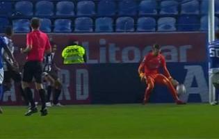 Ricardo Ferreira evita dois golos com os pés – CD Feirense 0-1 Portimonense SC