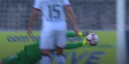 Ricardo Nunes coloca-se em três intervenções – Os Belenenses 1-0 GD Chaves