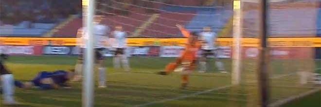 Bruno Brígido fecha baliza em defesa de último grito – GD Chaves 0-0 CD Feirense