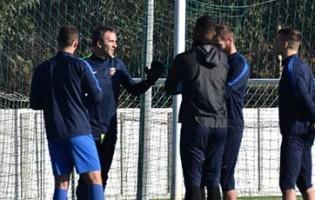 César Gomes regressa ao treino de guarda-redes do Rio Ave FC após saída de Jorge Baptista