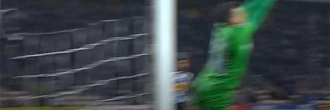 Helton Leite fecha baliza em espetáculo após defesas dificultadas – Boavista FC 1-0 Vitória FC