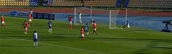 Ivan Zlobin defende com qualidade – FC Porto B 2-2 SL Benfica B