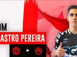 Joel Pereira emprestado ao KV Kortrijk após meia temporada no Vitória FC
