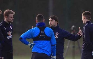 Jorge Baptista assume treino de guarda-redes do Reading FC