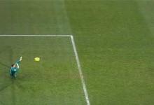 Baptiste Reynet e Ludovic Butelle defendem penaltis no Toulouse FC 0-0 Angers