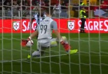 Odisseas Vlachodimos defende após erros com golo sofrido – Portimonense SC 2-0 SL Benfica