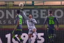Renan Ribeiro responde com espetacularidade a dois remates – CD Tondela 2-1 Sporting CP
