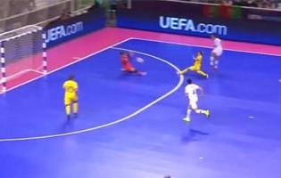 Viktoriia Sagaidachna dá espetáculo de defesas antes de sofrer – Portugal 5-1 Ucrânia