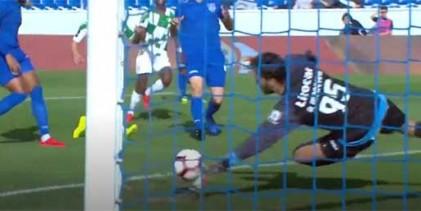 André Moreira destaca-se em duas defesas entre erro com golo sofrido – CD Feirense 1-3 Moreirense FC