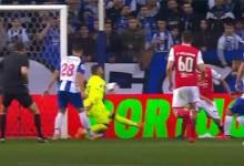 Carlos Marafona comete grande penalidade e evita mais dois golos – FC Porto 3-0 SC Braga