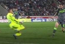 Charles Marcelo dá espetáculo e evita cinco golos – CS Marítimo 0-0 Sporting CP