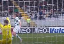Cláudio Ramos abafa investida em defesa espetacular – Moreirense FC 2-0 CD Tondela