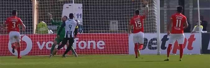 Marco Rocha garante vitória em três defesas vistosas – CD Santa Clara 2-1 Portimonense SC