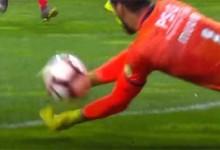 Muriel Becker fecha a baliza com destaque para duas defesas – SC Braga 0-2 Os Belenenses